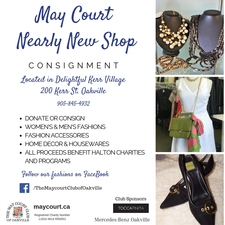 May Court Nearly New Shop