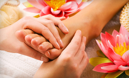 ONLY $36 FOR 1 HOUR FOOT MASSAGE OR 45 MINUTE BODY MASSAGE AT SUNNY FOOT SPA