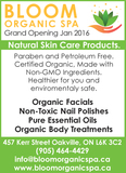 Bloom Organic Spa