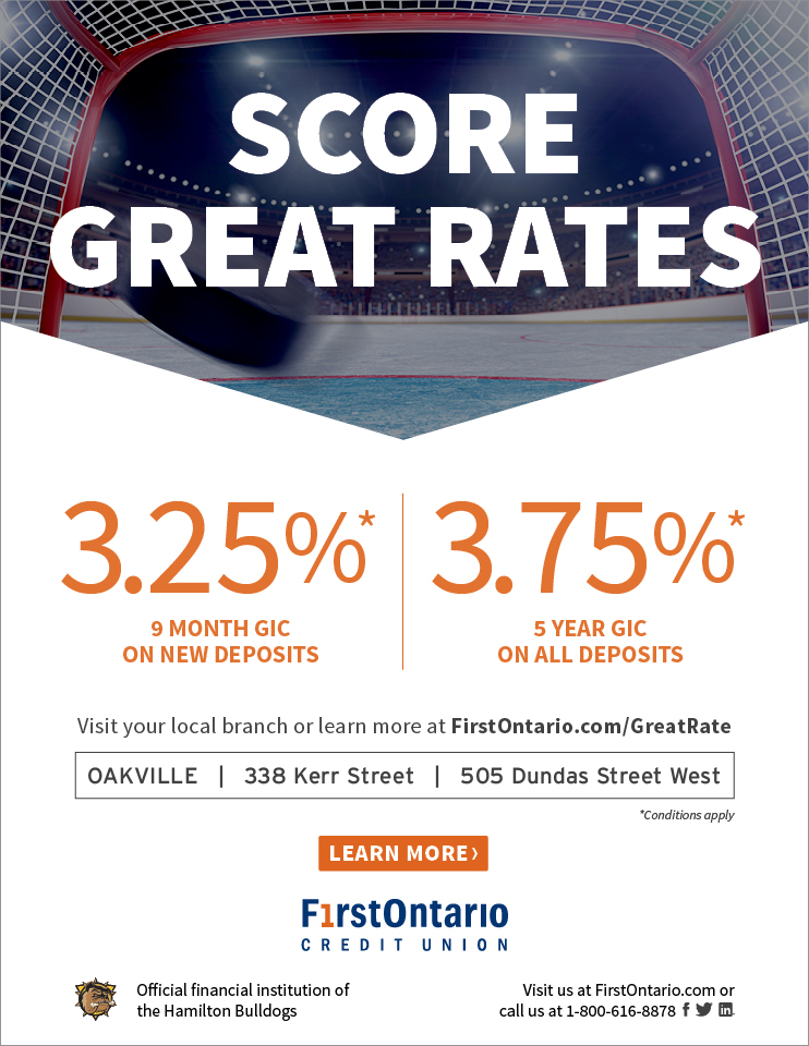 FirstOntario Deposit Campaign